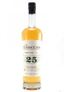 Strathmill 25 Year Old Classic Cask Bottling Single Malt Scotch Whisky