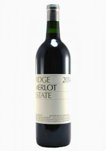 Ridge Vineyards 2014 Estate Merlot