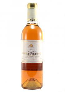 Chateau Lafaurie-Peyraguey Half Bottle 2001 Sauternes