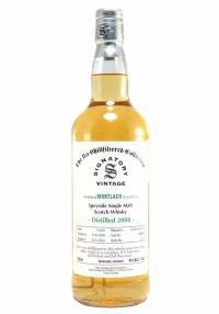 Mortlach 8 YR Signatory Bottling Single Malt Scotch