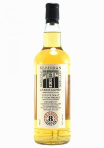 Kilkerran 8 YR Cask Strength Single Malt Scotch Whisky