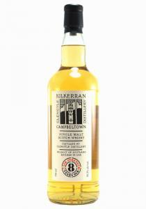 Kilkerran 8 YR Cask Strength Single Malt Scotch Whisky