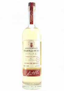 Tequila Ocho Single Estate 2015 Anejo Tequila