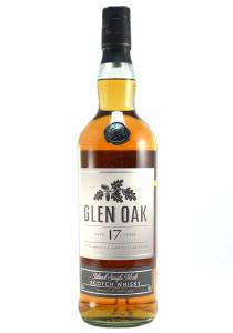 Glen Oak ( Bruichladdich) 17 YR Single Malt Scotch