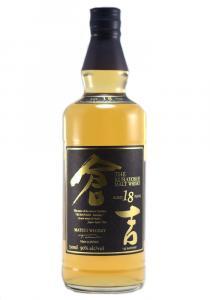 Kurayoshi 18 Yr Japanese Whisky