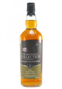 Old Pulteney 21 YR Gordon&Macphail Single Malt Scotch Whisky