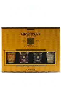 Glenmorangie Single Malt Scotch Whisky 4 Bottle Gift Set