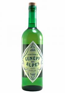 Dolin Genepy des Alpes Veritable Liqueur