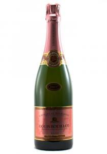 Louis Bouillot Cremant de Bourgogne Rose Sparkling Wine
