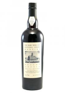 The Rare Wine Co. Boston Bual Special Reserve Madeira