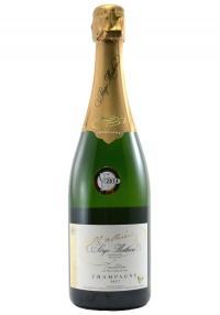 Serge Mathieu Tradition Blanc De Noirs Brut Champagne