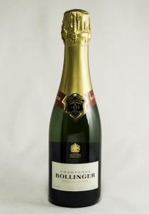 Bollinger Special Cuvee Brut Champagne Half Bottle