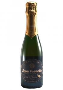Jean Vesselle Oeil de Perdrix Half Bottle Blanc de Noir Brut Champagne RM