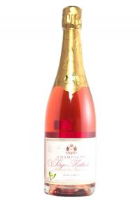 Serge Mathieu Rose Brut Champagne
