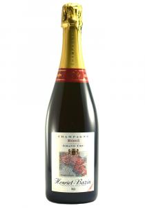 D. Henriet - Bazin Rose Brut Champagne - RM