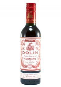 Louis Ferdinand Dolin Half Bottle Rouge Vermouth
