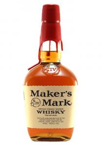 Maker's Mark Kentucky Straight Bourbon Whiskey