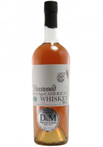 Mosswood Espresso Finished American Whiskey