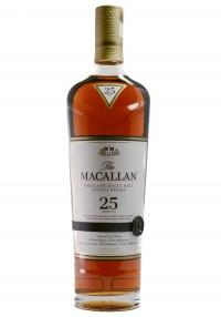 Macallan 25 YR Single Malt Scotch Whisky