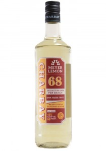 Charbay Meyer Lemon Vodka-Organic
