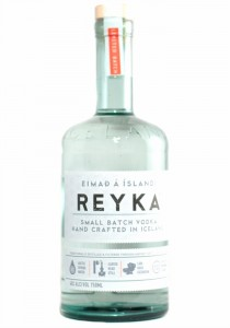 Reyka Small Batch Iceland Vodka