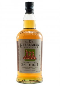 Hazelburn 12 YR Single Malt Scotch Whisky