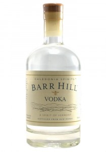 Barr Hill - Caledonia Spirits Vodka