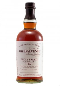 Balvenie 15 YR Sherry Cask Single Barrel Single Malt Scotch Whisky