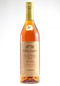 Villa Zarri 10 YR. Brandy Italiano