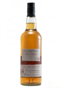 Dalmore 14 YR A.D. Rattray Bottling Single Malt Scotch Whisky