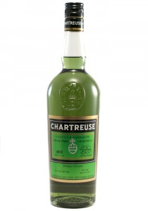 Chartreuse Diffusion Liqueur Fabriquee -Green
