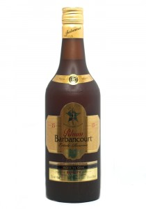 Barbancourt 15 Year Old Estate Reserve Rhum