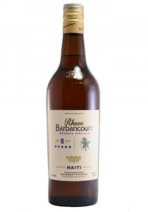 Barbancourt Reserve Speciale 8 Year Old Rhum