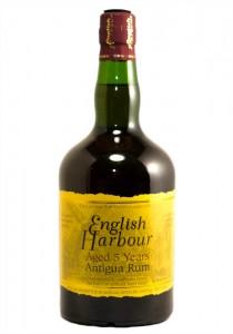 English Harbour 5 Year Old Antigua Rum
