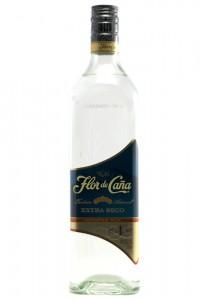 Flor de Cana Extra Dry 4 Yr  White Rum