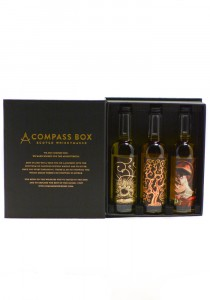 Compass Box Gift Pack