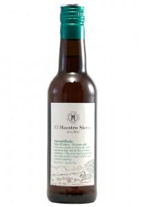 El Maestro Sierra 12 YR Half Bottle Amontillado Sherry