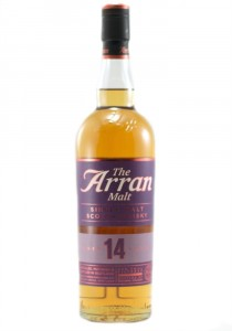 Arran 14 YR Single Malt Scotch Whisky