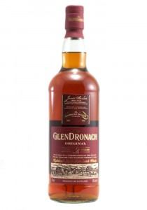 Glendronach Original 12 Yr Single Malt Scotch Whisky