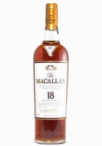 Macallan 18 YR Single Malt Scotch Whisky