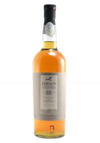 Oban 18 YR Single Malt Scotch Whisky