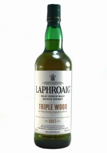 Laphroaig Triple Wood Single Malt Scotch Whisky