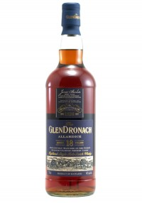 Glendronach 18 YR  Allardice Single Malt Scotch Whisky