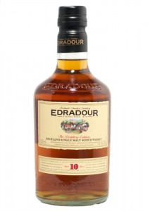 Edradour 10 YR Single Malt Scotch Whisky