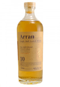 Arran 10 YR Single Malt Scotch Whisky