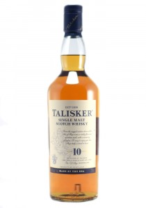 Talisker 10 YR Distillery Bottling Single Malt Scotch