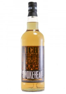 Smokehead Single Malt Scotch Whisky