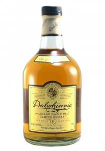 Dalwhinnie 15 YR Single Malt Scotch Whisky