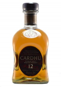 Cardhu 12 YR Speyside Single Malt Scotch Whisky