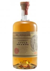 St. George California Reserve Apple Brandy